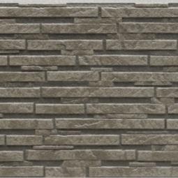 Фасадная панель KMEW с текстурой под камень #1823