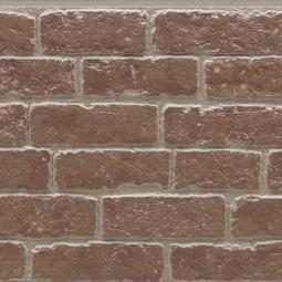 Фасадная панель KMEW с текстурой под кирпич #3835